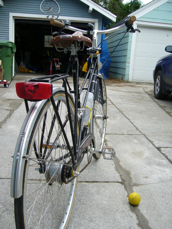 my fuji mixte